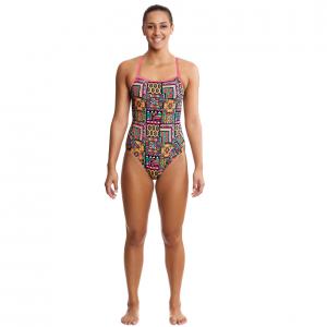 Купальник для спортивного плавания Funkita-aztec-princess-s-2