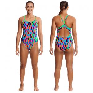 Купальник для спортивного плавания Funkita-wibbly-wobbly-s-2