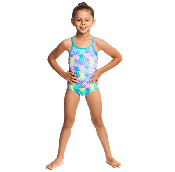 Детский купальник для спортивного плавания Funkita-tooty-fruity-s-18