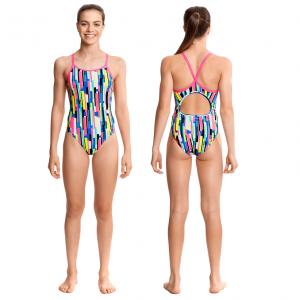 Детский купальник для спортивного плавания Funkita-beam-stream-s-1