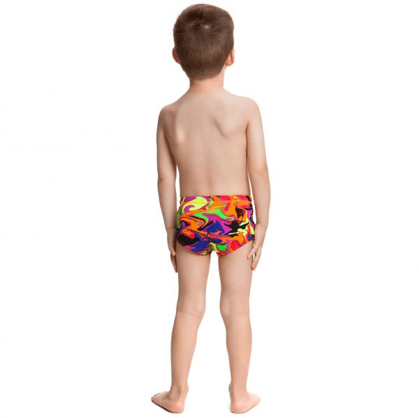 Детские плавки для бассейна Funky-Trunks-liquefield-s-19