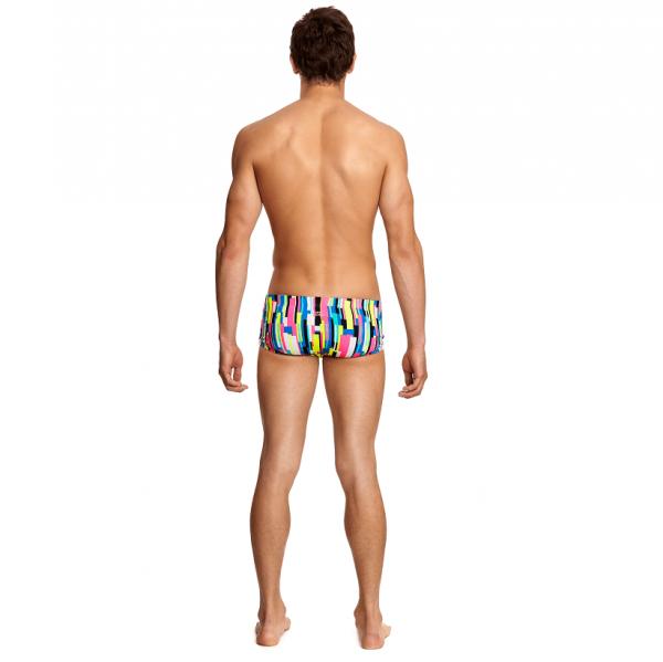 Спортивные плавки FUNKY TRUNKS-BEAM-STREAM-S-4