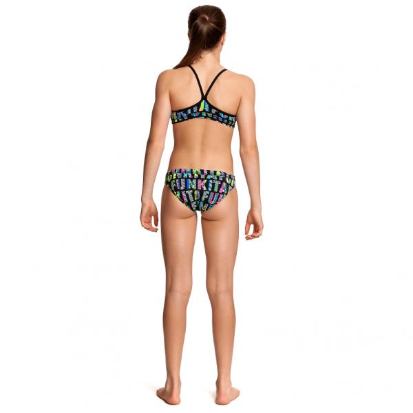 Детский спортивный купальник FUNKITA-BRAND-STAND-S-4