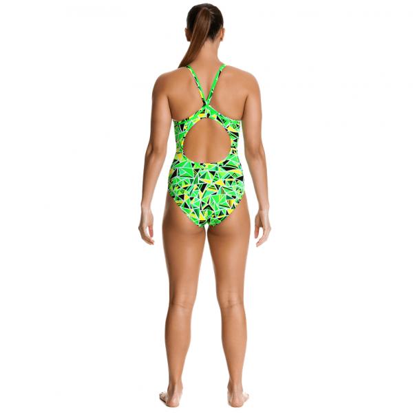 Спортивный купальник FUNKITA-FLURO-FLURO-FRACTURE-04