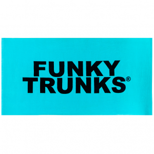 Полотенце пляжное FUNKY TRUNKS STILL LAGOON