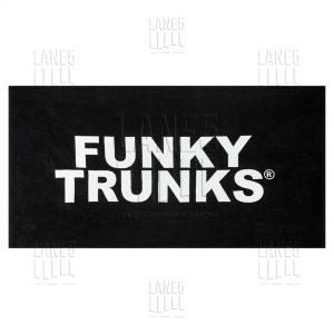 FUNKY TRUNKS Still Black Полотенце для бассейна