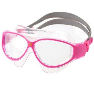 MADWAVE Flame Mask Junior_pink Очки для плавания детские