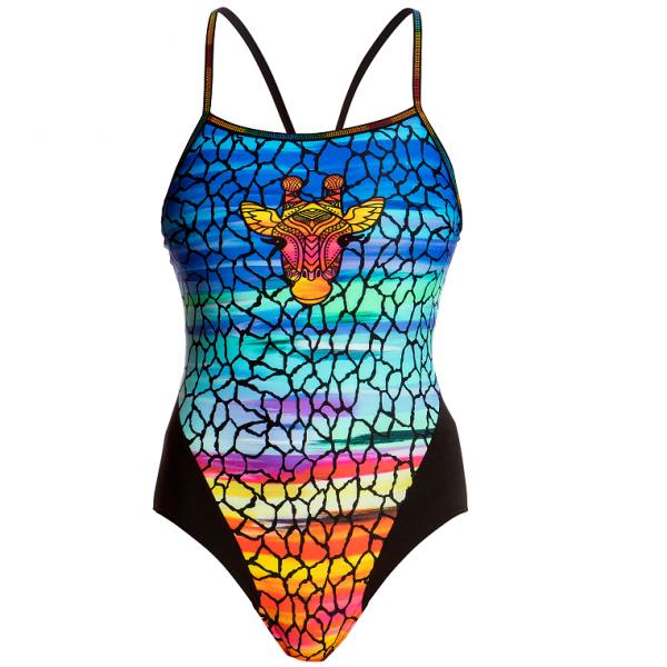 FUNKITA Scorhing Hot Купальник для бассейна спортивный