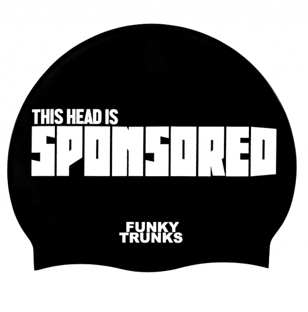 FUNKY TRUNKS Sponsored Head Шапочка для плавания