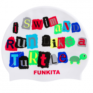 FUNKITA Swim Turtle Run Шапочка для плавания