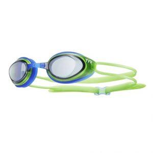 TYR_Black_howk_racing_junior_085 Детские очки для плавания