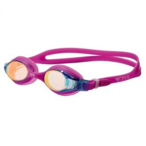 TYR_Swimples_479 Mirrored Kids Детские очки для плавания
