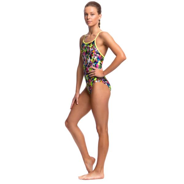FUNKITA PRINCESS CUT Детский спортивный купальник для бассейна