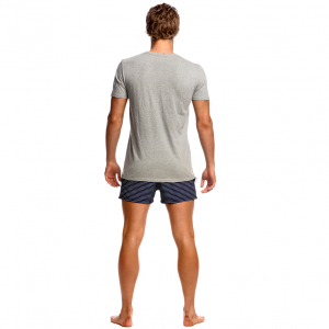 FUNKY TRUNKS SWIM BRO GREY