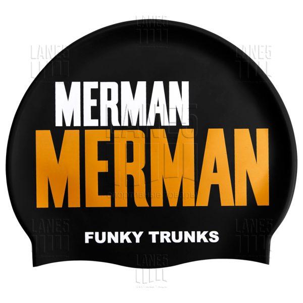 FUNKY TRUNKS Golden Merman Шапочка для плавания