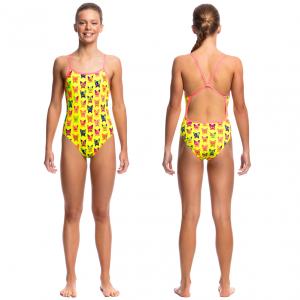 FUNKITA HOT DIGGITY Детский спортивный купальник для бассейна