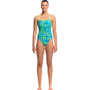 FUNKITA_LIME_LIGHT Купальник для бассейна