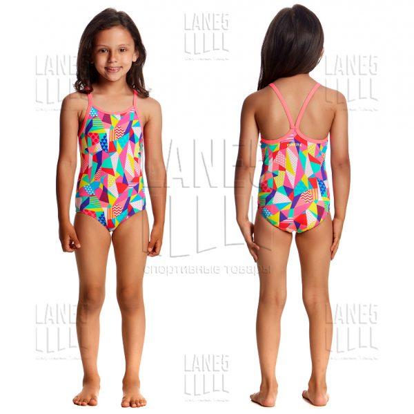 FUNKITA PASTEL PATCH Детский купальник