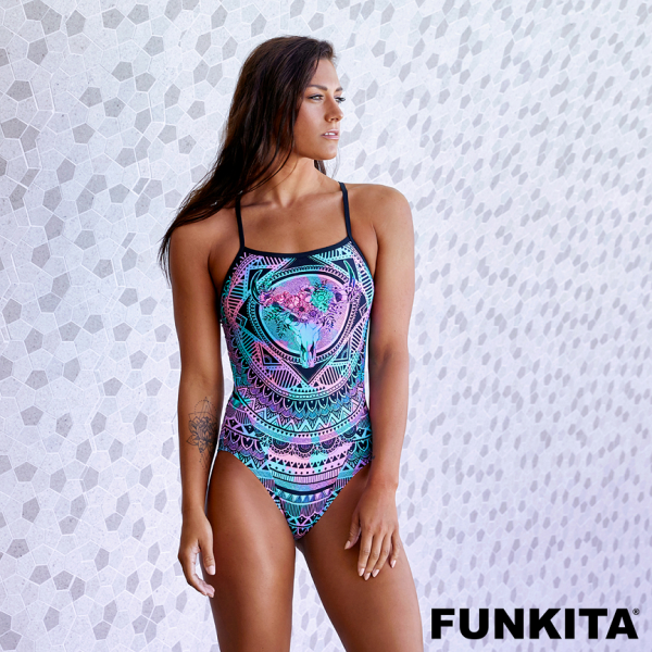FUNKITA CROWN PRINCESS Купальник для бассейна