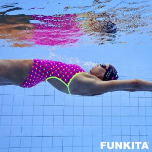 FUNKITA DAISY DOTS Купальник для бассейна