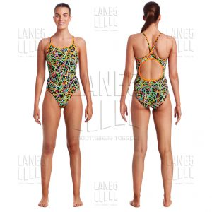 FUNKITA STRAPPED IN Купальник для бассейна