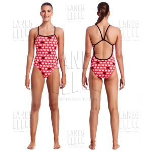 FUNKITA BLACK SHEEP Купальник для бассейна