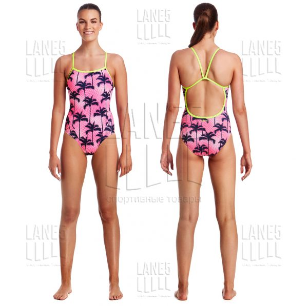 FUNKITA POP PALM Купальник для бассейна