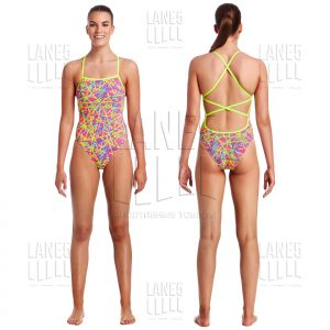 FUNKITA BOUND UP STRAPPED Купальник для бассейна