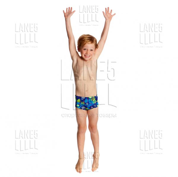 FUNKY TRUNKS CATCH OF THE DAY Плавки для бассейна детские