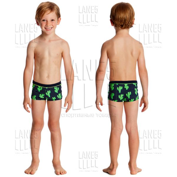 FUNKY TRUNKS PRICKLY PETE Плавки для бассейна детские