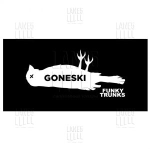 FUNKY TRUNKS Goneski Полотенце для бассейна