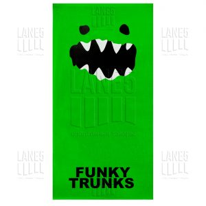 FUNKY TRUNKS MAD MONSTER_Полотенце для бассейна