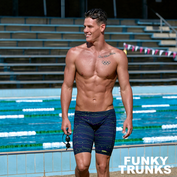 FUNKY TRUNKS SOUND SYSTEM Джаммеры для плавания