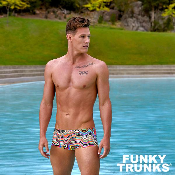FUNKY TRUNKS DRIPPING Плавки для бассейна