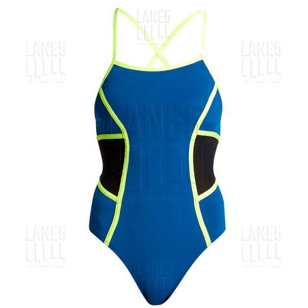 FUNKITA GLACIER GIRL Купальник для бассейна спортивный