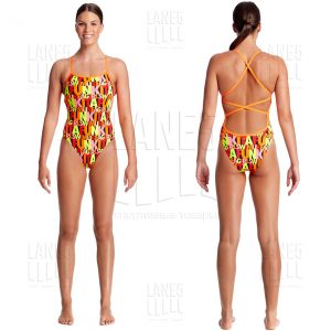 FUNKITA SWIM GIRL SWIM STRAPPED Купальник для бассейна
