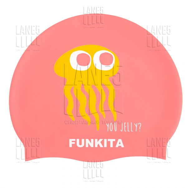 FUNKITA YOU JELLY Шапочка для плавания