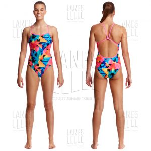 FUNKITA COLOUR BURST Купальник для бассейна