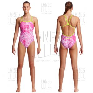 FUNKITA PINK BLISS Купальник для бассейна