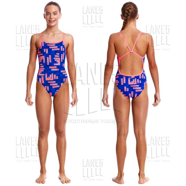 FUNKITA HOT ROD Купальник для бассейна