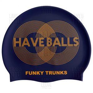 FUNKY TRUNKS Golden Balls Шапочка для плавания