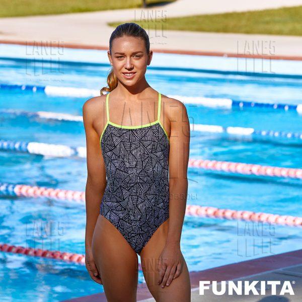 FUNKITA BLACK WIDOW Купальник для бассейна