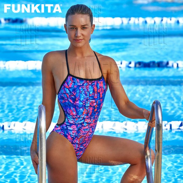 FUNKITA RUSTED TWISTED Купальник для бассейна