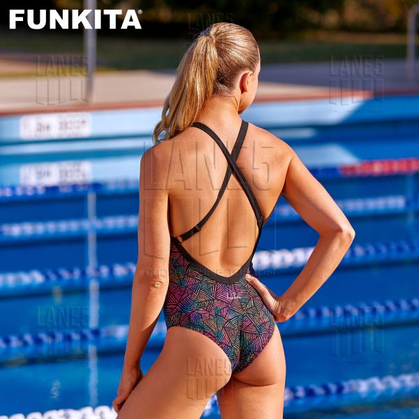 FUNKITA POISON POP SKY HI Купальник для бассейна