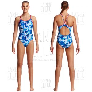 FUNKITA Head First Купальник для бассейнаFUNKITA Head First Купальник для бассейна