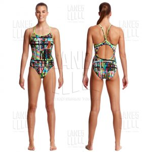 FUNKITA Interference Купальник для бассейна