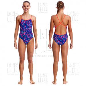 FUNKITA Tech Suit Купальник для бассейна детский
