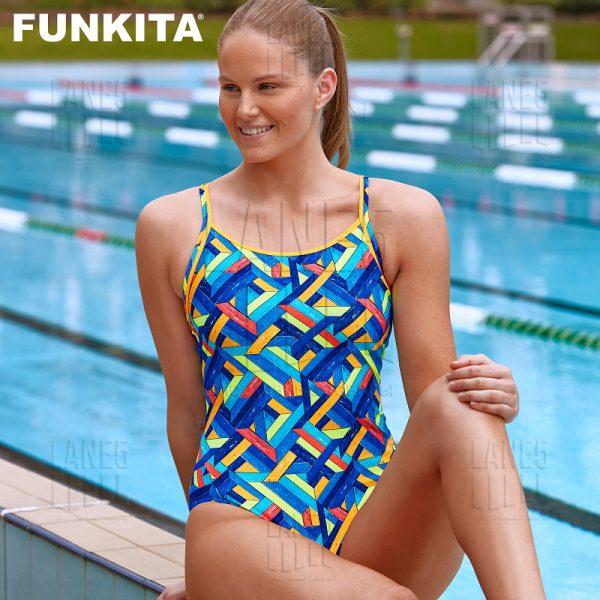 FUNKITA Boarded Up Купальник для бассейна детский