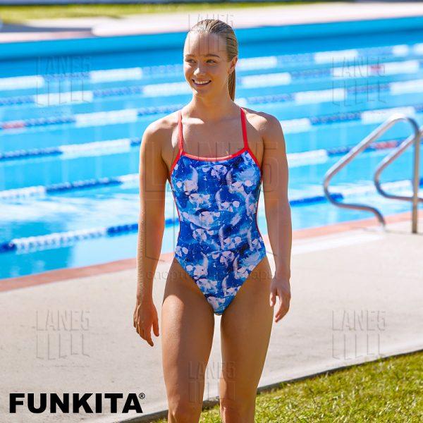 FUNKITA Head First Купальник для бассейна детский