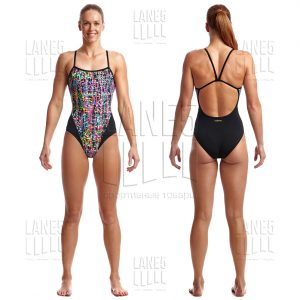 FUNKITA FLICKERING FOREST Купальник для бассейна